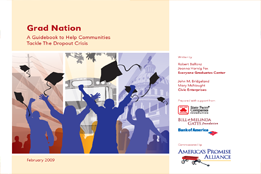2009 Grad Nation: A Guidebook