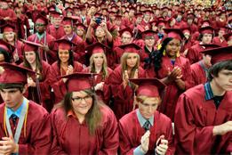 CNN Op/Ed: What You Won't Hear at Graduation