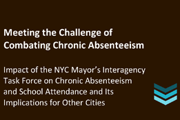 New York City Finds Success in Cutting Chronic Absenteeism in School