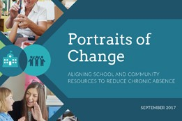 Portraits of Change: Aligning School and Community Resources to Reduce Chronic Absence