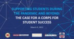 Supporting Students During the Pandemic and Beyond: The Case for a Corps for Student Success